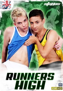 Runners High DOWNLOAD - Front