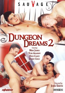 Dungeon Dreams 2 DOWNLOAD - Front