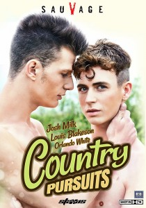 Country Pursuits DOWNLOAD - Front