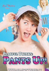 Playful Twinks: Pants Up! DOWNLOAD - Front