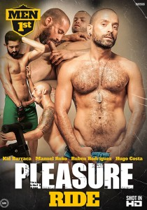 Pleasure Ride DOWNLOAD - Front