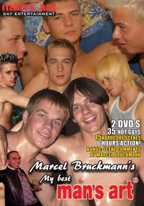 Marcel Bruckmann's My Best Man's Art DOWNLOAD - Front