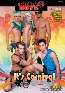 It's Carnival DOWNLOAD - Front