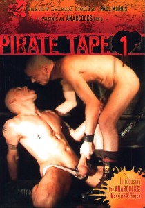 Anarcocks: Pirate Tape 1 DOWNLOAD - Front