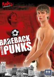 Bareback Soccer Punks DVD (NC)