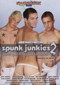 Spunk Junkies 2 DOWNLOAD - Front