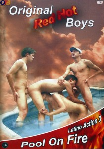 Latino Action 3: Pool of Fire DOWNLOAD - Front