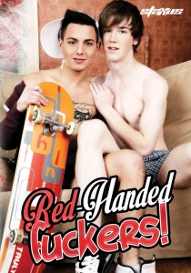 Red-Handed Fuckers! DOWNLOAD - Front