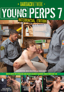 Young Perps 7: Interracial Edition DVD