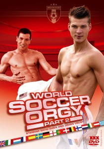 World Soccer Orgy part 2 DVD (NC)