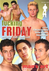 Fucking Friday DVD - Front