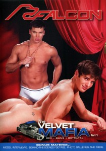The Velvet Mafia Part 1 DVD