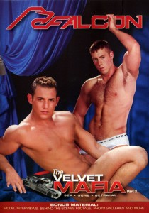 The Velvet Mafia Part 2 DVD