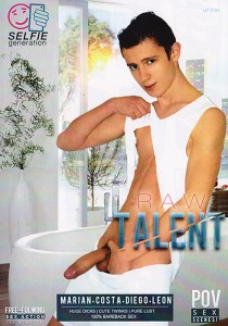 Raw Talent DOWNLOAD - Front