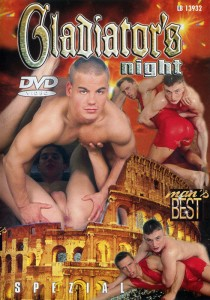 Gladiator's Night DOWNLOAD - Front