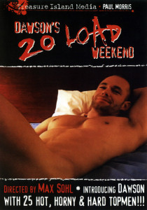 Dawson's 20 Load Weekend DVD - Front