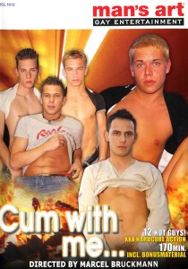 Cum With Me (Mans Art) DVD (NC)