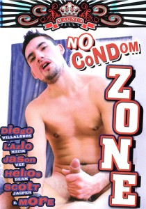 No Condom Zone DVD