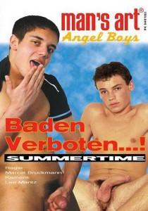 Baden Verboten DOWNLOAD - Front