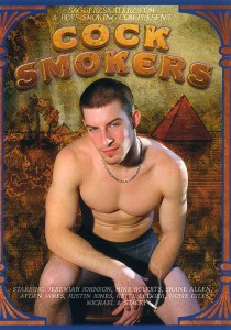 Cock Smokers DVD