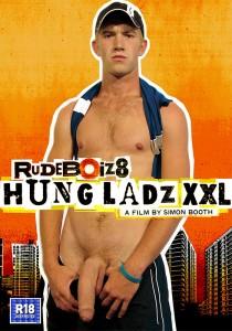 Rudeboiz 8: Hung Ladz XXL DVD - Front
