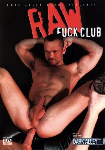 Raw Fuck Club DVD - Front