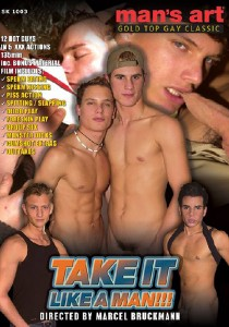 Take it Like a Man DOWNLOAD - Front