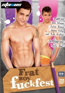 Frat Boy Fuckfest DVD (NC)