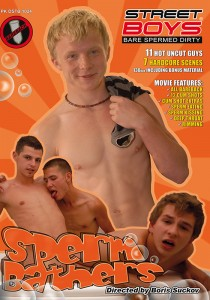 Sperm Bathers DVD (S)