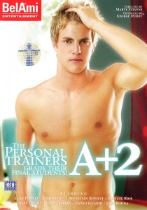 A+2 DVD - Front