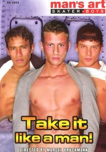 Take it Like a Man DVD - Front