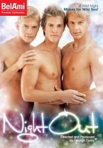 Night Out DVD - Front