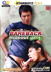 Bareback Hideout part 1 DVD