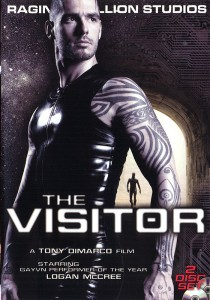 The Visitor DVD - Front