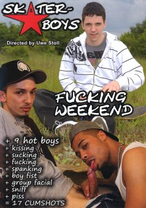 Fucking Weekend DVD (NC)