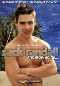 Zack Randall: The story so far... DVD