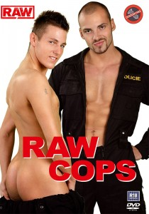 Raw Cops DVD (NC)