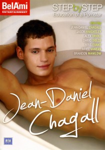Step by Step: Jean-Daniel Chagall DVD - Front