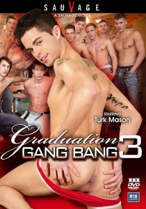 Graduation Gang Bang 3 DVD