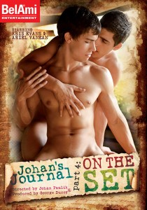 Johan's Journal part 4: On The Set DVD (S)