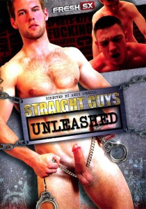Straight Guys Unleashed  DVD - Front