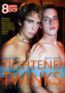 Tightend Twinks DVD (S)