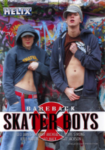 Bareback Skater Boys DVD (S)