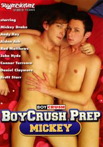 BoyCrush Prep: Mickey DVD (NC)