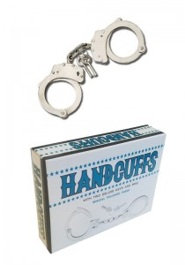 Single Lock Handcuffs