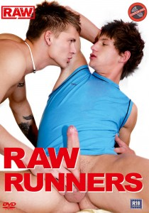 Raw Runners DVD - Front