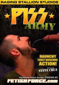 Piss Army DVD (S)