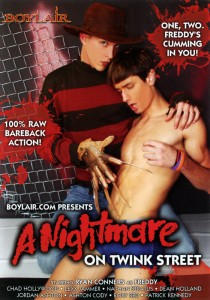 A Nightmare on Twink Street DVD