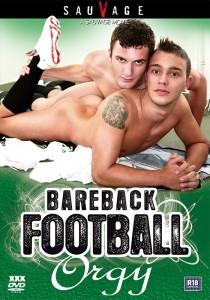 Bareback Football Orgy DVD (NC)