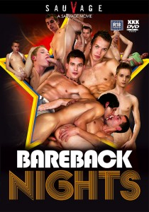 Bareback Nights DVDR